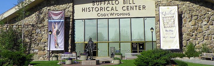 Buffalo Bill Historical Center - Cody, WY