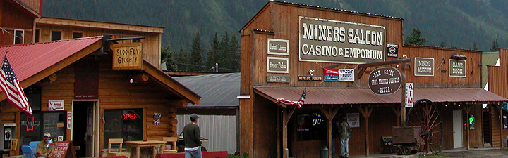 Miner's Saloon - Cooke City, MT