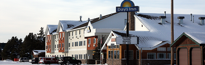 Days Inn - West Yellowstone, MT