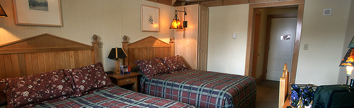 Snow Lodge Rooms - Yellowstone National Park